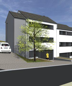 Maison jumelée à vendre  –  435.000€