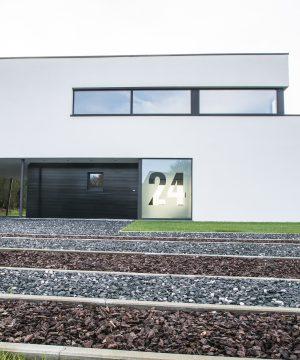 Construction d'une maison 4 façades à Bastogne
